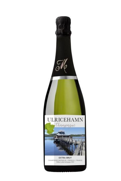 Ulricehamn Champagne.