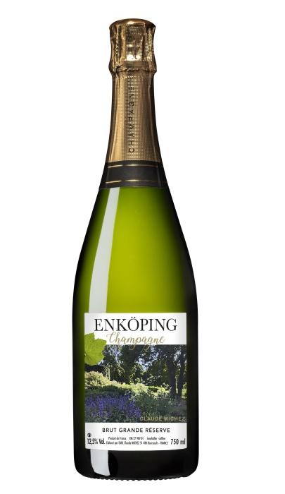 Enköping Champagne Claude Michez Grande Reserve Brut