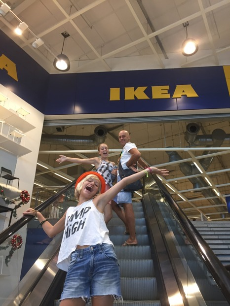 Härliga svenska IKEA!