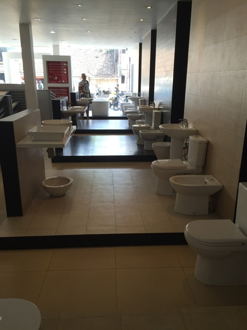 Oj, så många toastolar det finns!