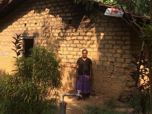 Shanti och hennes dåliga hus.