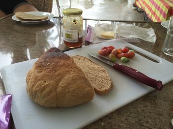 Värsta vanliga brödlimpan...