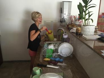 Lite mindre glad i verkligheten över att få diska...