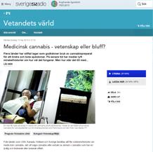Medicinsk cannabis - vetenskap eller bluff