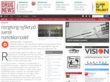 Hongkong nyfiket på svensk narkotikamodell
