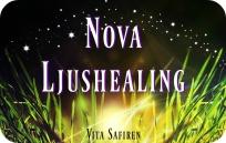 Nova Ljushealing är mycket jordande.