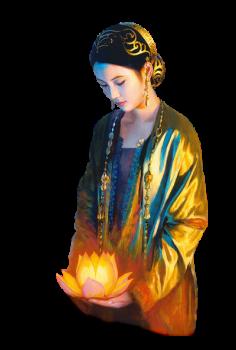 Quan Yin Healing är en distanskurs från Vita Safiren. Healing kurs, healingutbildning.