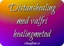 Välj en valfri healingmetod att ta emot distanshealing av.