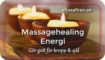 Masagehealing energi