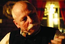 Svein Arild Johnsgård, sang og mandolin