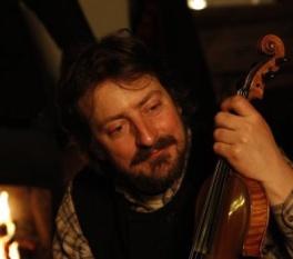 Mattias Hejle, fiol