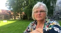 Dagmar Hubert Saknade barnbarn