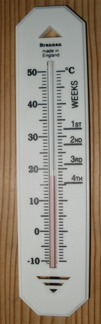 Termometer - Uppfödningstermometer