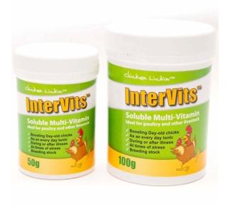 Vitamintillskott 100 g - Vitamintillskott 100 g