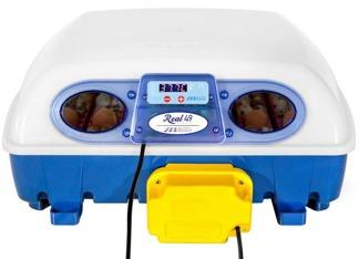 Äggkläckningsmaskin Real 48 automatisk -