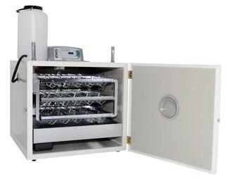 Äggkläckningsmaskin Fiem MG 100/150 digital - Äggkläckningsmaskin Fiem 100/150