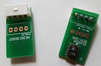Sensor för fukt/temperatur R-Com -