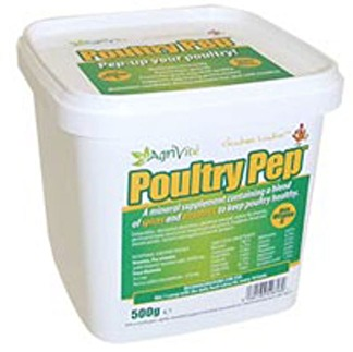 Poultry Pep mineraltillskott -