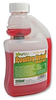 Poultry Drink för extra energi 250 ml -