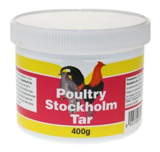 Stockholm Tar antiseptisk salva 400 g -