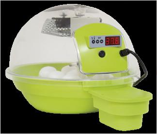 Äggkläckningsmaskin Fiem Smart 20 Digital - Fiem Smart 20 Grön