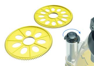 Semiautomatiskt kit för Brinsea Mini Eco -