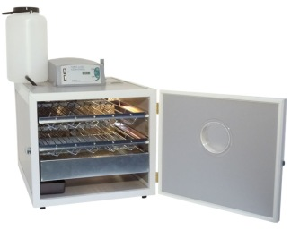 Äggkläckningsmaskin Fiem MG70/100 Digital -