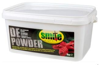 Smite Organic mot löss och kvalster 1 kg pulver