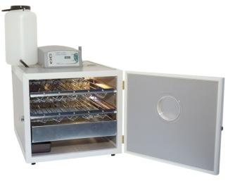 Äggkläckningsmaskin Fiem MG100 Digital -