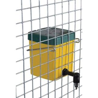 Vattenautomat med nippel 500 ml -