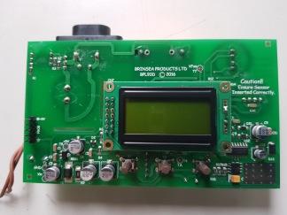 Elektronisk temperatur- och fuktkontroll  Brinsea Ovation Advance och EX -