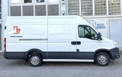 Iveco Daily sida