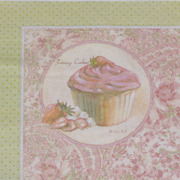 Servett Cupcake
