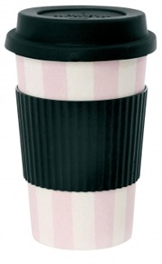 Travel Mug bamboo Kaffemugg to go