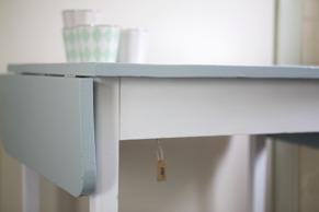 Det lilla köksbordet