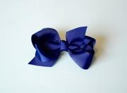 Rosett Marinblå