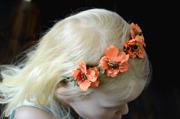 Hårband orange