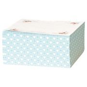 Block notepad Abelone mint GreenGate