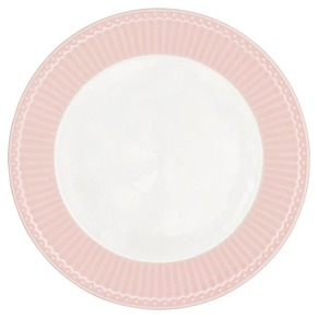 Tallrik Alice pale pink GreenGate