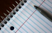 Papper & penna duger gott som verktyg