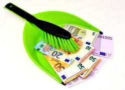 Städa upp i hushållsekonomin