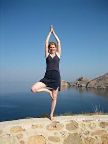 Lovisa Mellgren, VD ProDigma AB arrangerar Yogaretreat, mindfulness, strategi- och ledarutveckling på Sicilien.