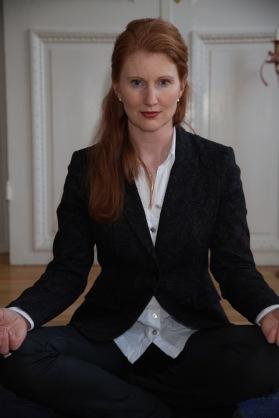 Lovisa Mellgren på ProDima önskar utveckla strategier, ledare och ledningsgrupper ur ett yogiskt perspektiv