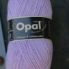 Opal enfärgade - Opal syrenlila