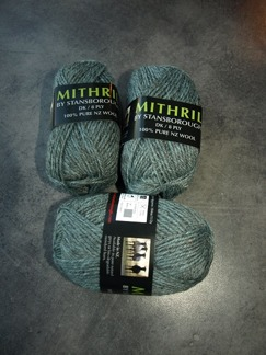 Stansborough Mithril - Mithril Takahe Blå