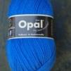 Opal enfärgade - Opal kornblå