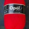 Opal enfärgade - Opal röd