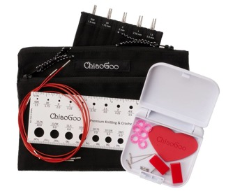 ChiaoGoo mini interchangeable set - ChiaoGoo Mini Set 5