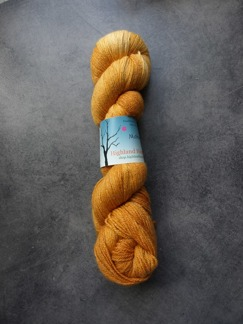 Highland Handmades Silver Maple sock - Silver Maple sock
