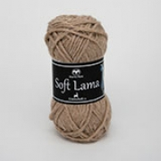 Svarta Fåret Soft Lama